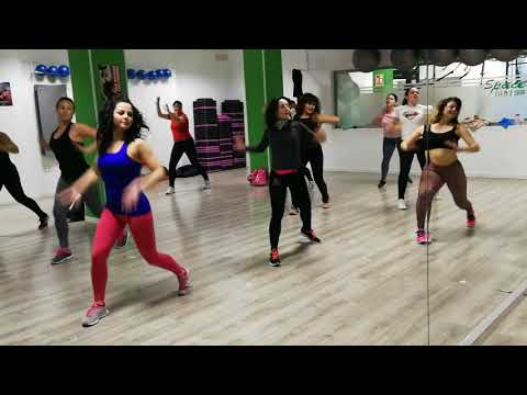 Zumba zin 72 Pegale con to