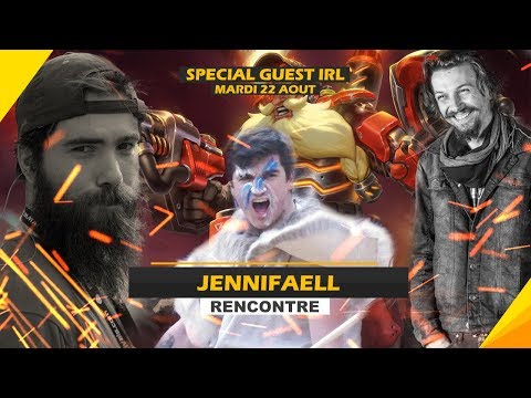 OVERWATCH FR - OULA - SPECIAL GUEST JENNIFAELL  - ROAD TO 1300