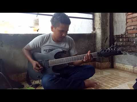 overture zapin melayu cover by rizki