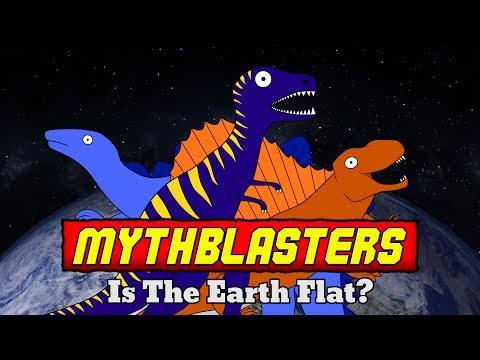 """Is The Earth Flat?"" - MythBlasters thumbnail"