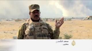 الجيش العراقي يعلن السيطرة على القيارة