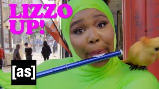 Bird Up, Lizzo Style   The Eric Andre Show   adult swim