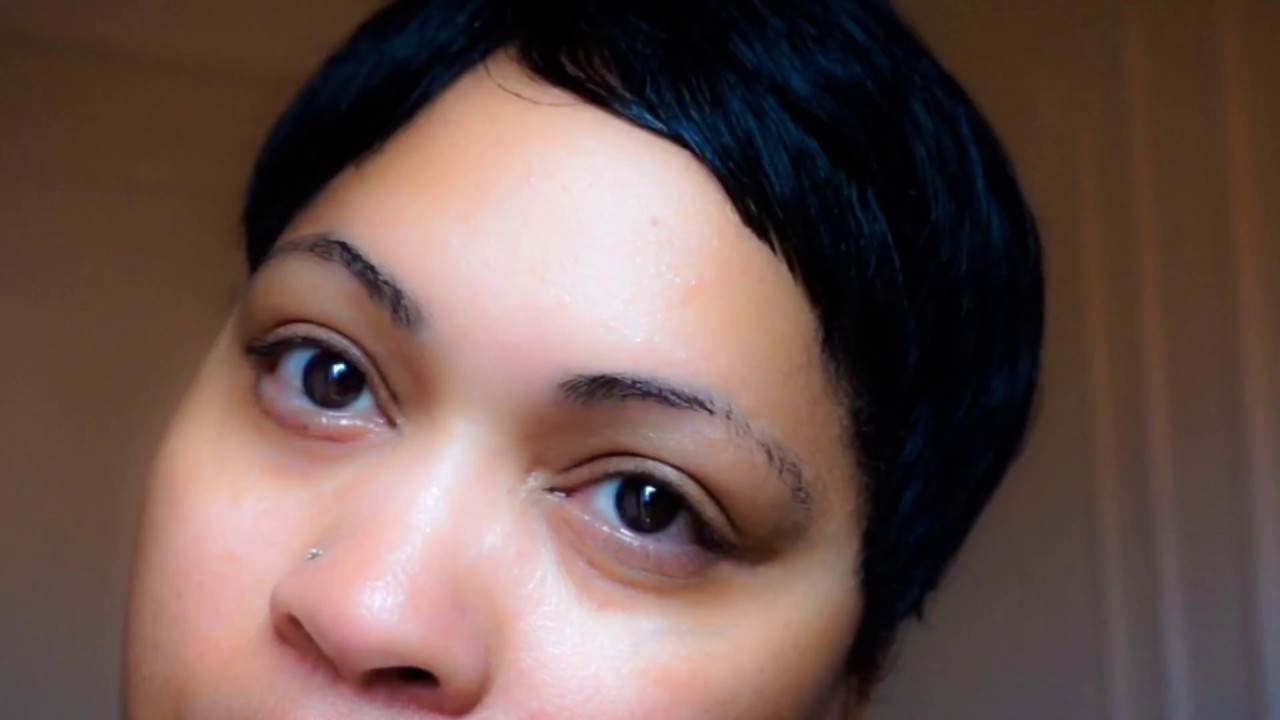 How To Pixie Cut 27 Piece Quick Weave Youtube