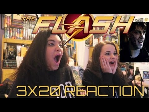 """THE FLASH 3X20 """"I KNOW WHO YOU ARE"""" REACTION"""