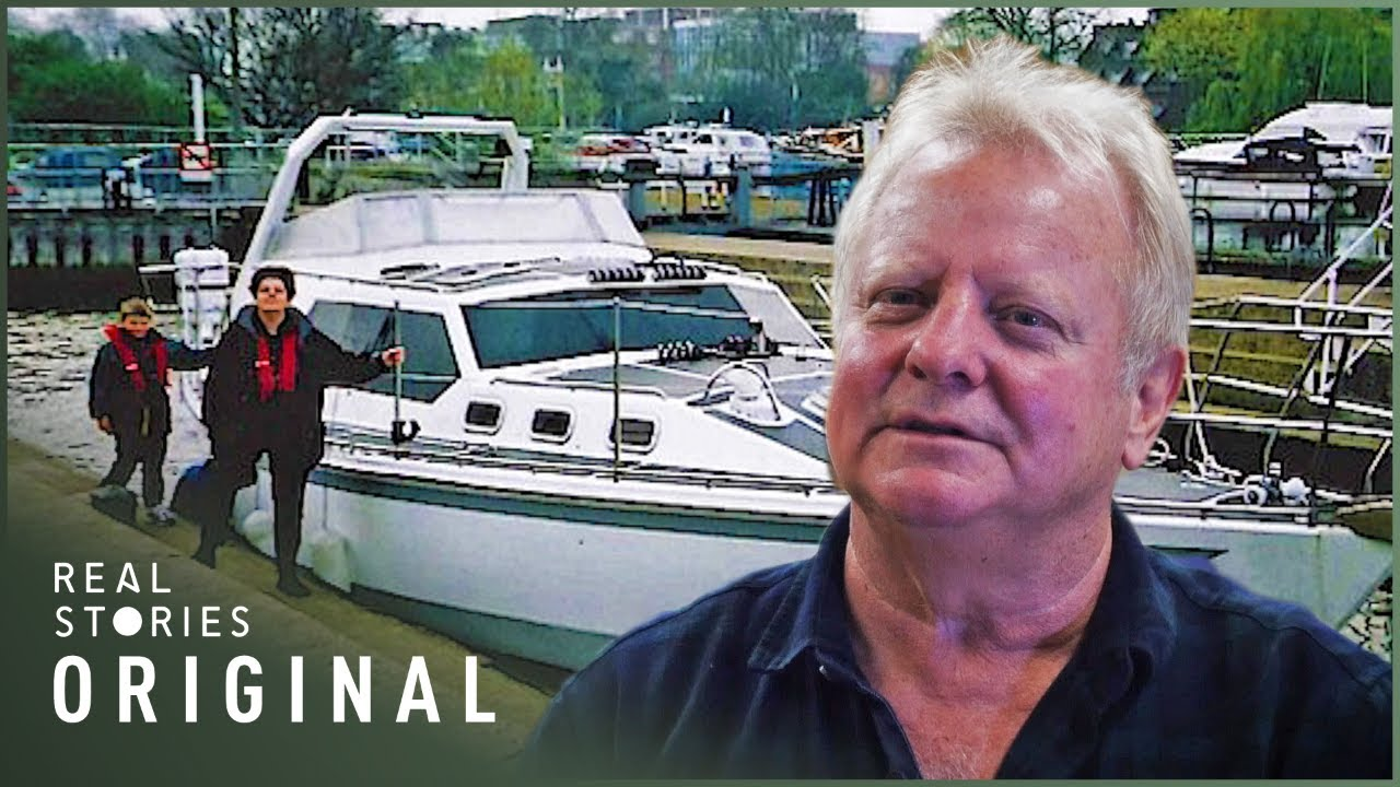 The Man Who Built A Yacht In His Garden | Then Sailed It Around The World  | Kiwi Breeze