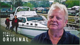 The Man Who Built A Yacht In His Garden & Sailed It Around The World | Kiwi Breeze | Real Stories