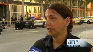 Amenaza de bomba obliga a evacuar varios edificios de Miami