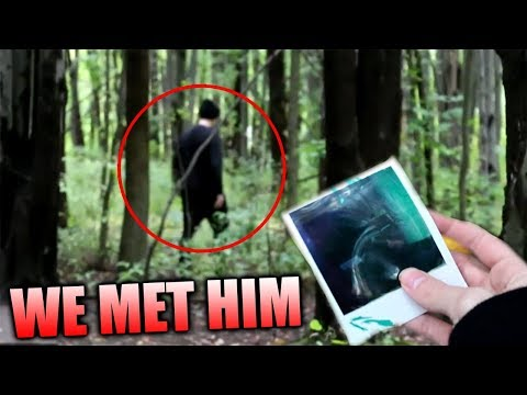 We Finally Met Him..(Meeting a Stalker Part 4)
