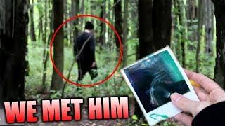 We Finally Met Him..(Meeting a Stalker Part 4)