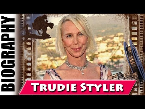 Trudie Styler  Biography and Life Story