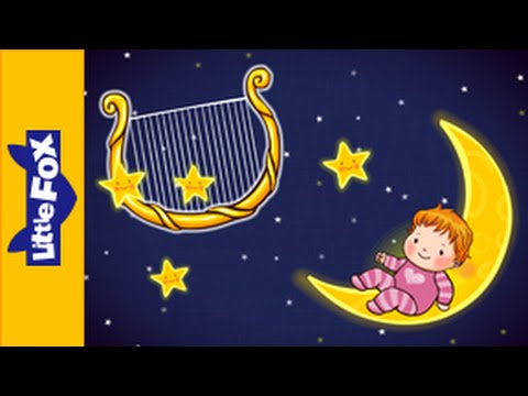 German Cradle Song | Nursery Rhymes | By Little Fox