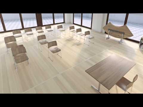 404 Armlehnenstuhl Naturholz Howe Buche | Buche (Holz kommt