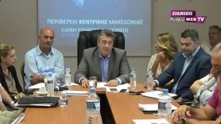 Ο Απόστολος Τζιτζικώστας στο Κιλκίς για το νέο ΕΣΠΑ-Eidisis.gr webTV