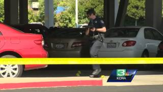 Shots fired in Arden Fair Mall parking lot