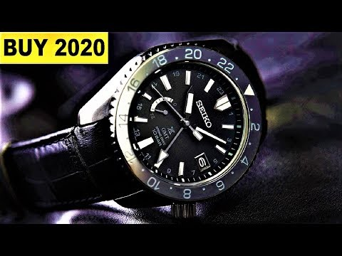 Top 8 Best Seiko Watches For Men To Buy [2020]