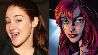 "Why Shailene Woodley Is A Good Choice For ""Mary Jane Watson"""