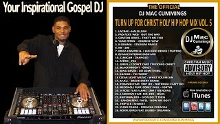 DJ MAC CUMMINGS HOLY HIP HOP MIX VOLUME 5