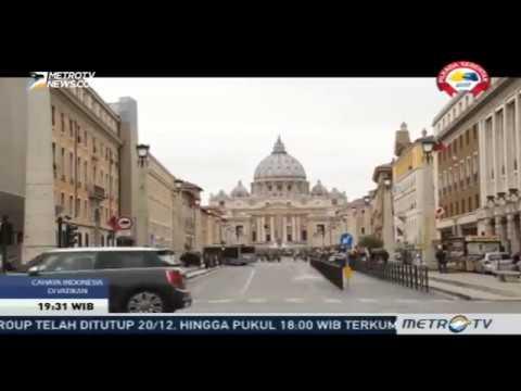 Special Event  Metro TV - Cahaya Indonesia di Vatikan (1)