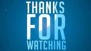Thanks For Watching Outro