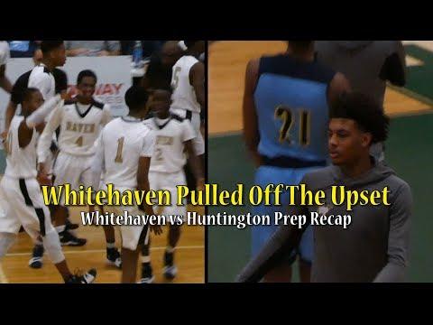 RESPECT THE HAVEN PT. 2   Whitehaven Vs Huntington Prep Recap