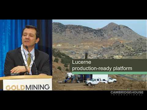 Nevada-based, Historic World-Class Mining District - Comstock Mining