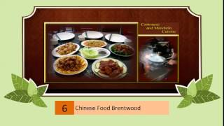 Chinese Food Brentwood