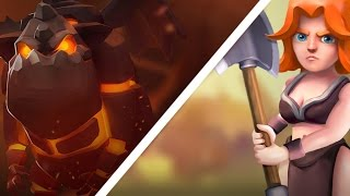 TH9 Govalalo Strategy | Valkyries + Lavaloon | Clash Of Clans