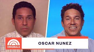 Oscar Nunez Tells Story Behind 'Office' Kiss With Steve Carell | TODAY Originals