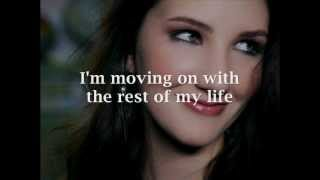 Katie Armiger - Movin On with Lyrics YouTube Videos