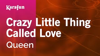 Karaoke Crazy Little Thing Called Love - Queen *
