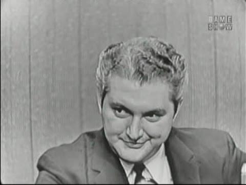 What's My Line?  Frank Lloyd Wright; Liberace; Peter Lawford & Paul Winchell panel Jun 3, 1956