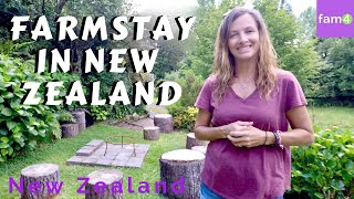 Gambar cover Our Farmstay in New Zealand (Ep.  49) - Family Travel Channel