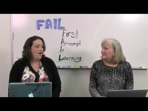 STEMtalk: Embracing Failure