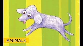Funny Stories: Natkhat Kutta   नटखट कुत्ता