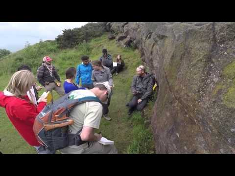Iceland-Scotland Geology Study Abroad July 2015