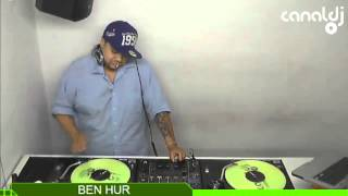 DJ Ben-Hur - Black Music, Sexta Flash - 25.03.2016