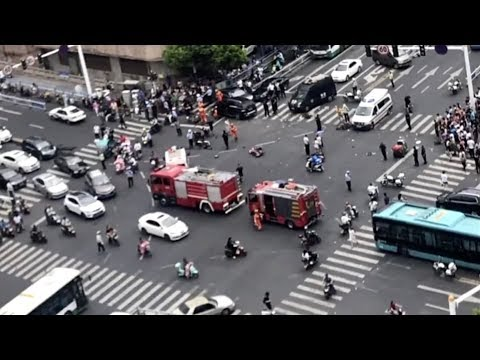 3 Killed, 10 Injured In E China Car Accident