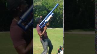 That's just so cool! | Golf Ball PRO Launcher / Launching4Charity