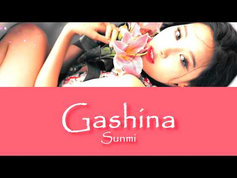 Sunmi (선미) - Gashina (가시나) [CODED LYRICS HAN/ROM/ENG] | Haru Kawasaki