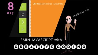 VID 27 - Learn JavaScript with Creative Coding - fun, colorful and free!