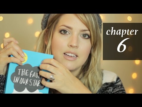 ASMR | Chapter 6 Reading of The Fault in Our Stars