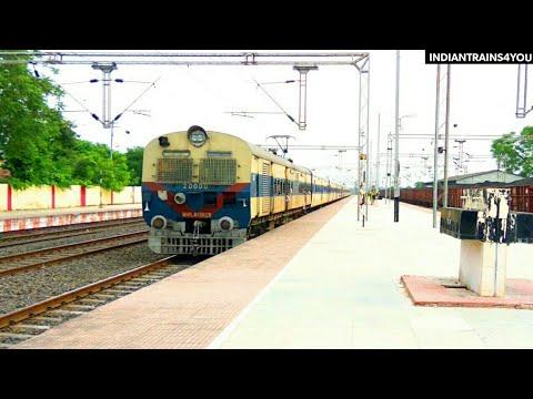 Durg - Itwari MEMU Passenger Train : Indian Railways