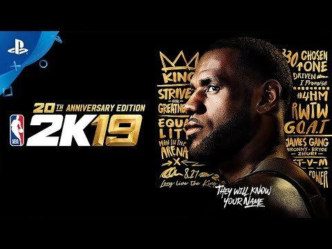 NBA 2K19 - How Could They Have Known feat. 2 Chainz, Rapsody and Jerreau | PS4