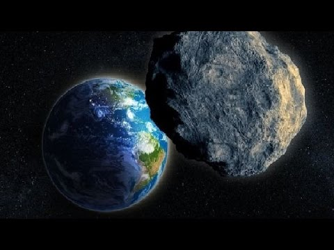 Nasa detects two space rocks heading towards Earth
