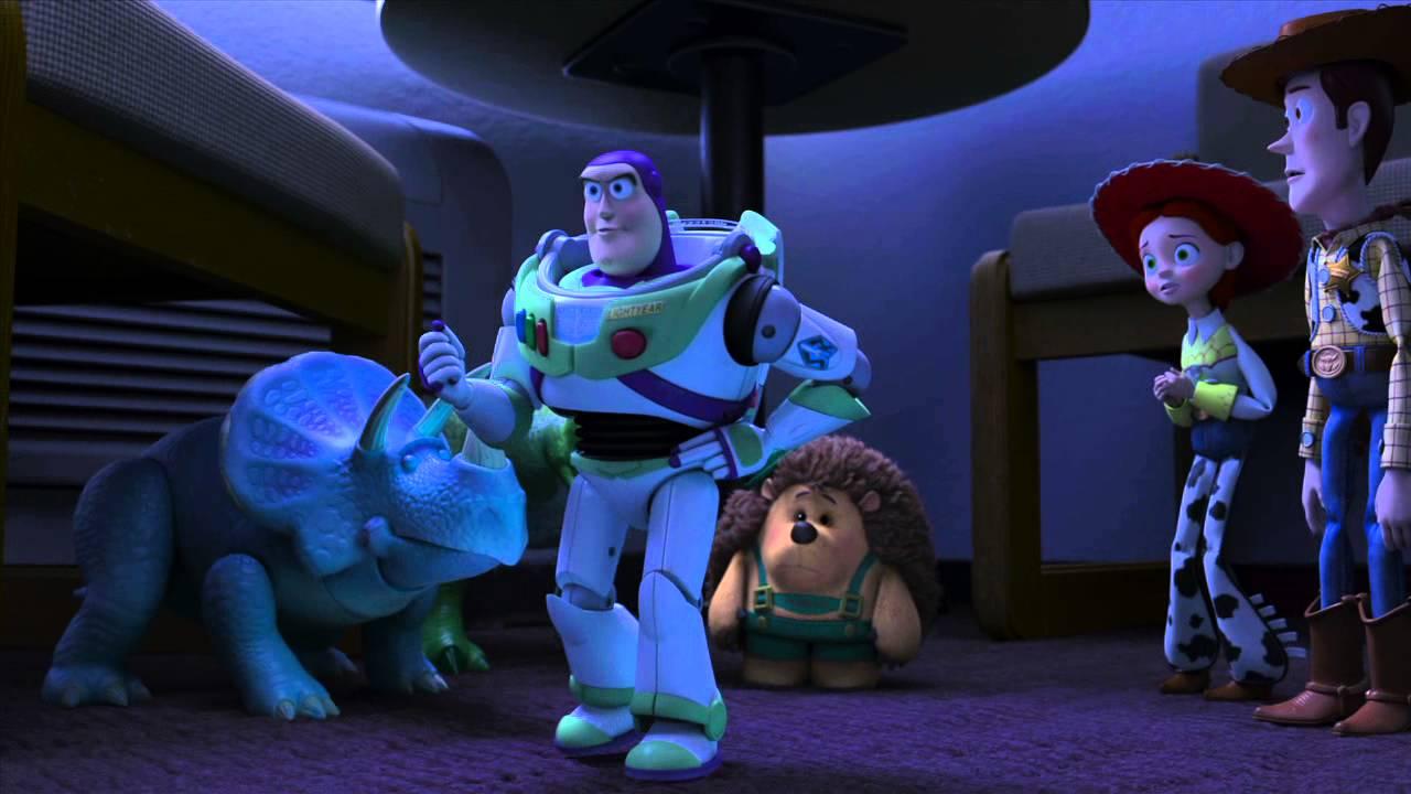 Toy Story Of Terror Sneak Peek Youtube