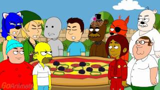 Character Elimination: Lights! Camera! Action! Episode 1: The Big Pizza (VOTING CLOSED)