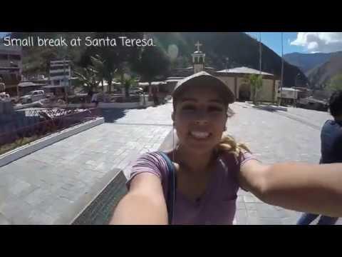 My trip to Machu Picchu 2017 | GoPro Hero 5 Black | HD