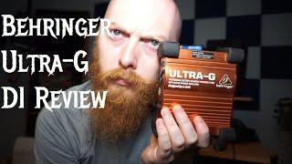 Behringer Ultra-G DI Review