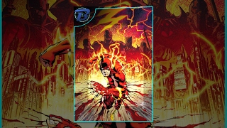 Flashpoint - Filme Completo Dublado Motion Comic ( DC Comics ) 🎬