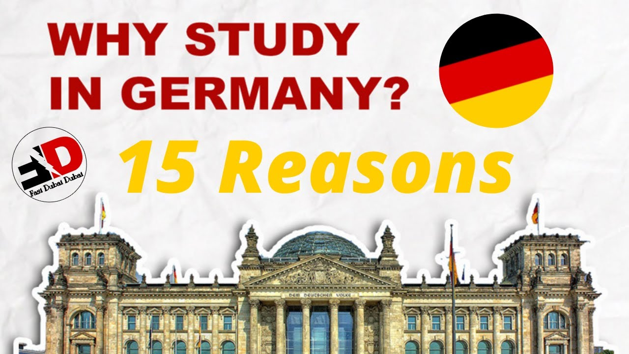 Why Study in Germany ? - Who can Get Study Visa of Germany ? - Germany Student Visa-Fasi Dubai Dubai